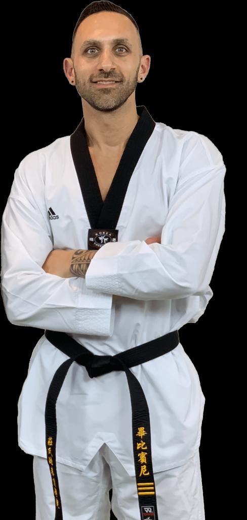 Tae Kwon Do Brett Piperni